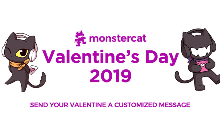 Monstercat Releases DJ-Themed Valentines Day E-Cards To Send To Your Loved Ones