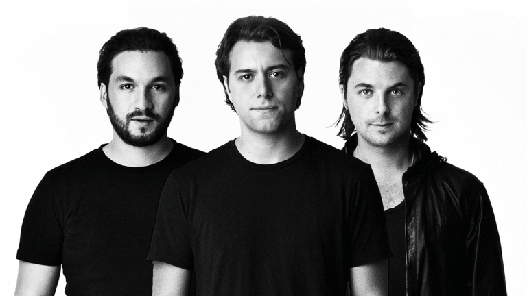Swedish House Mafia Unveil Heavy Metal-Inspired Merch