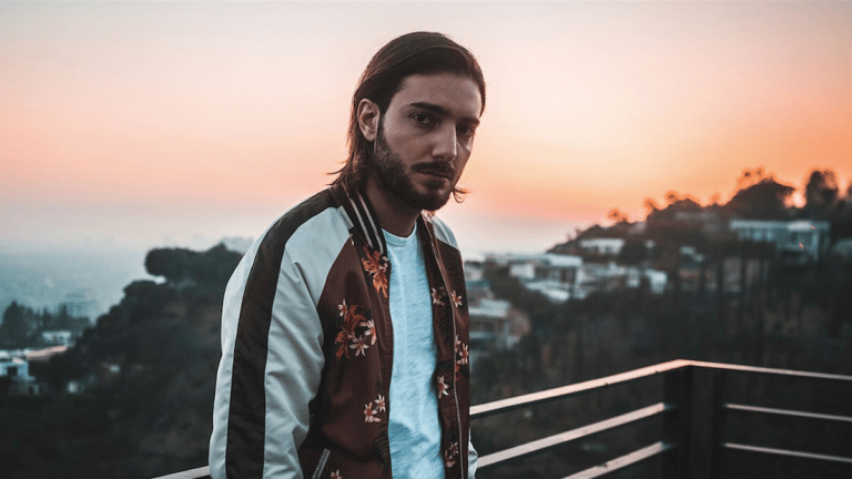 "Alesso Drops First Mixtape in Series along with ""TIME"" Music Video"