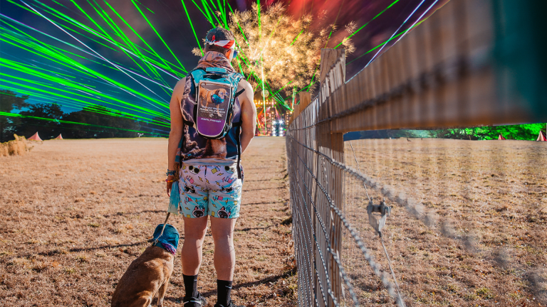 Athletes and Festivalgoers Create The Ultimate Hydration Pack: The RaveRunner