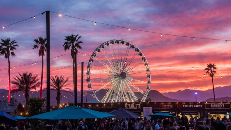 Coachella Reveals Live Stream Programming for Both Weekends of Festival