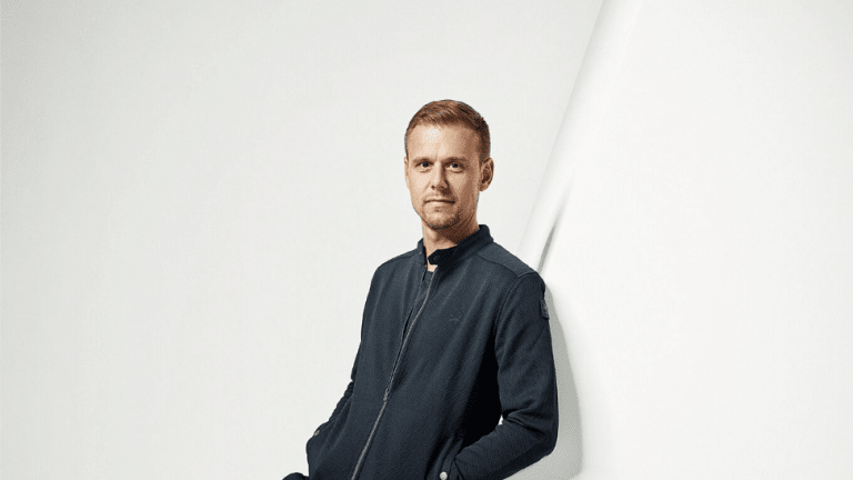 "Armin van Buuren's Label Achieves Milestone with ""Stickup"""
