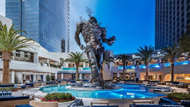 Take a Sneak Peak at KAOS, Las Vegas' Newest Nightclub