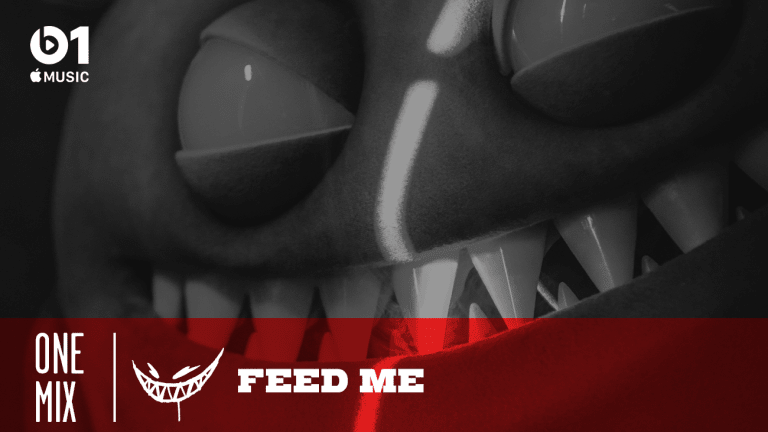 """A Stream of Consciousness with Sparks of Nostalgia"" with Feed Me on Beats 1 One Mix [INTERVIEW]"