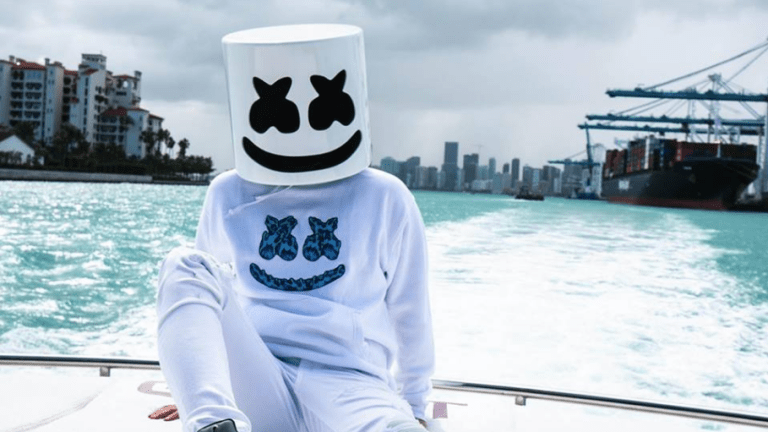 "Marshmello Releases ""Rescue Me"" with A Day to Remember"