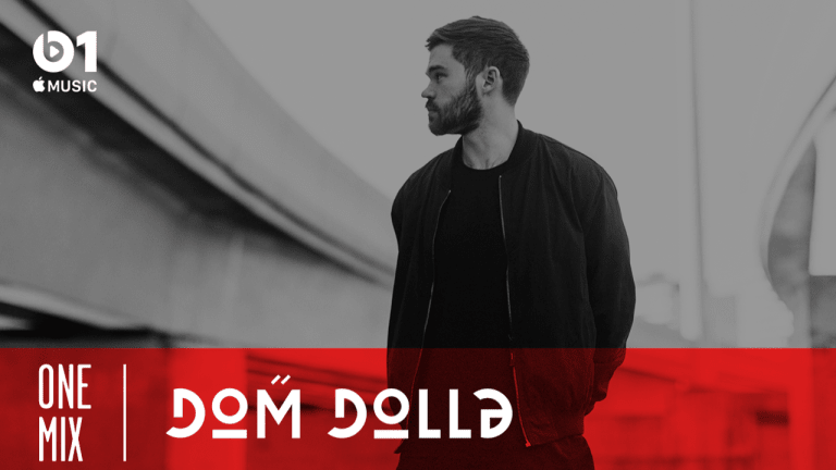 Melbourne's Dom Dolla Made His Beats 1 One Mix Debut [INTERVIEW]