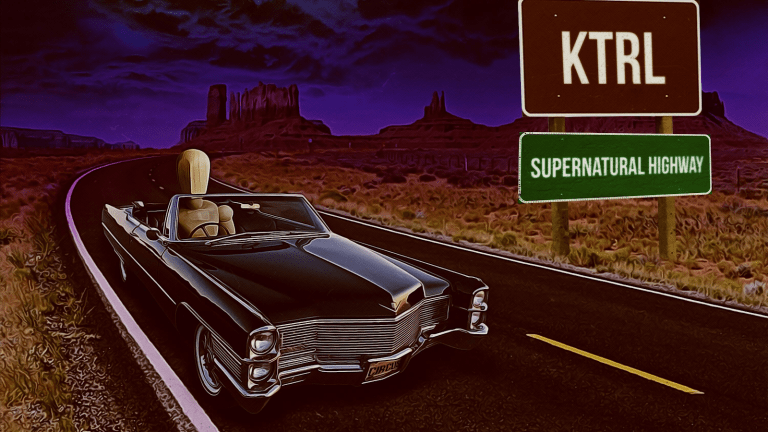 KTRL's Supernatural Highway EP Takes Us on a Dark and Gritty Journey
