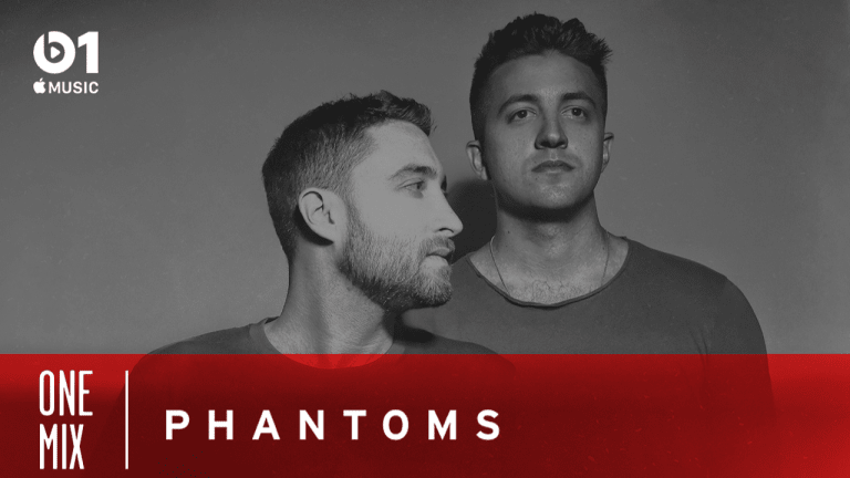 Teen Actors Turned DJ/Producers Phantoms Make Their Debut on Beats 1 One Mix [INTERVIEW]