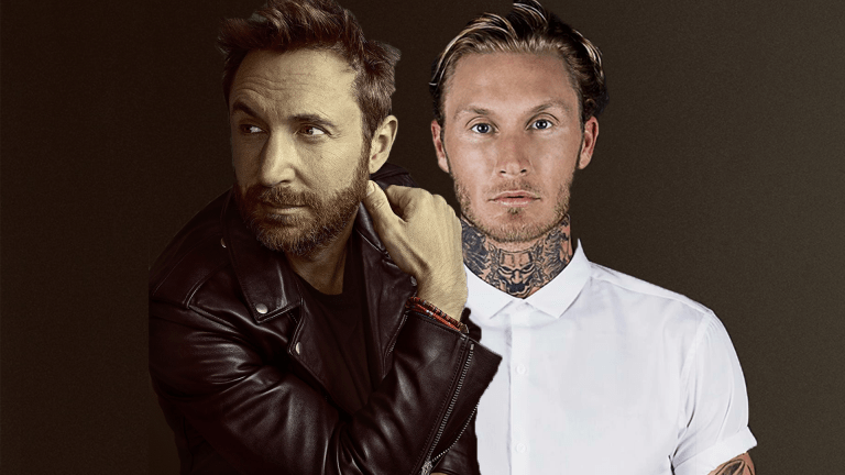 "David Guetta and MORTEN Announce Special B2B ""Future Rave"" DJ Set"