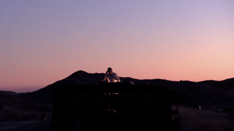 "Watch Destructo's Stunning ""Somewhere in the California Desert"" Sunrise Sermon"