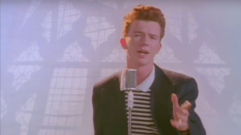 """Watch """"Never Gonna Give You Up"""" Singer Rick Astley Cover David Guetta and Sia's """"Titanium"""""""