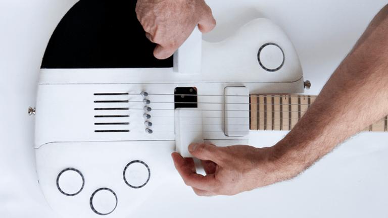 Reveho Launches Kickstarter for Revolutionary Modular Slite Guitar
