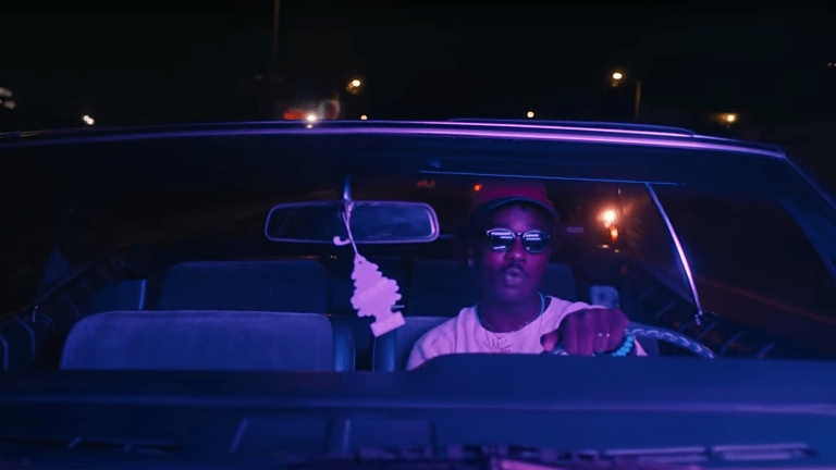 """Watch Channel Tres Go On a Neon-Soaked Night Drive in Disclosure's """"Lavender"""" Video"""