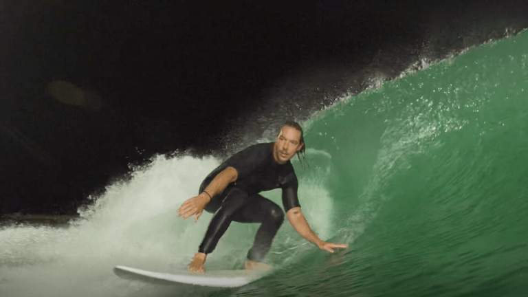 Watch Flume and Diplo Surf With Steve-O at Kelly Slater's Surf Ranch