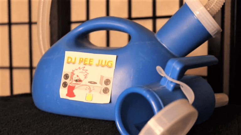 "This ""DJ Pee Jug"" Doesn't Actually Exist, But It Should"