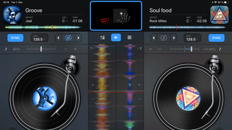 Algoriddim Has Updated djay Pro AI With a New Hands-Free Mixing Feature
