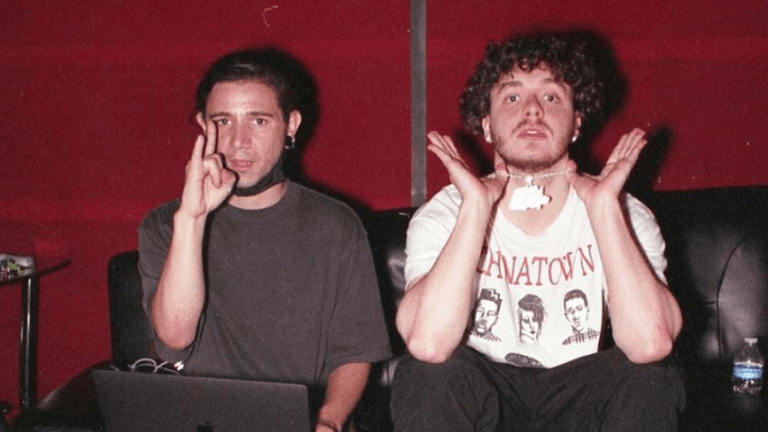 "Listen to the Skrillex-Assisted ""Baxter Avenue"" Off Rapper Jack Harlow's New Album"