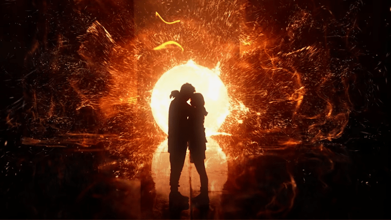 """Watch ILLENIUM, Dabin, and Lights' Poignant Music Video for """"Hearts On Fire"""""""