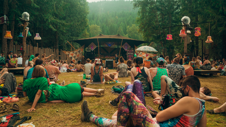 Shambhala Music Festival to Open a Campground for Summer 2021