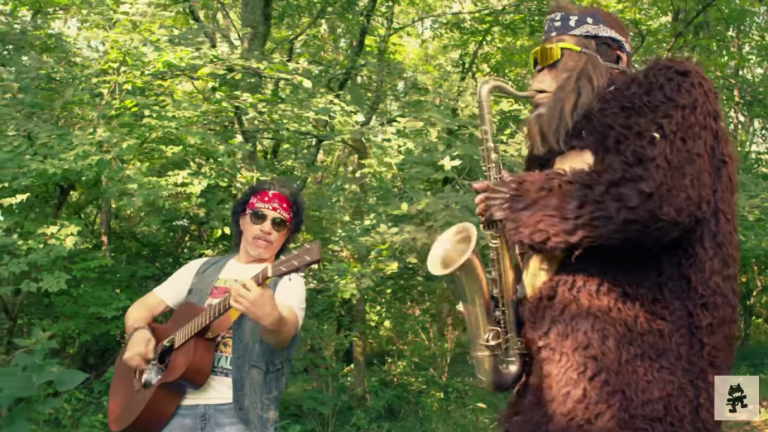 "Legendary Musician John Oates Joins Forces With Saxsquatch for Dance Remix of 1982 Classic ""Maneater"""