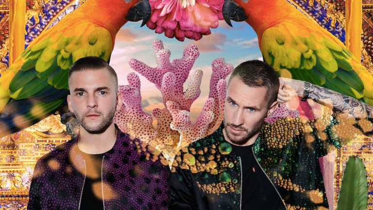 Galantis Drop Third Studio Album, Church