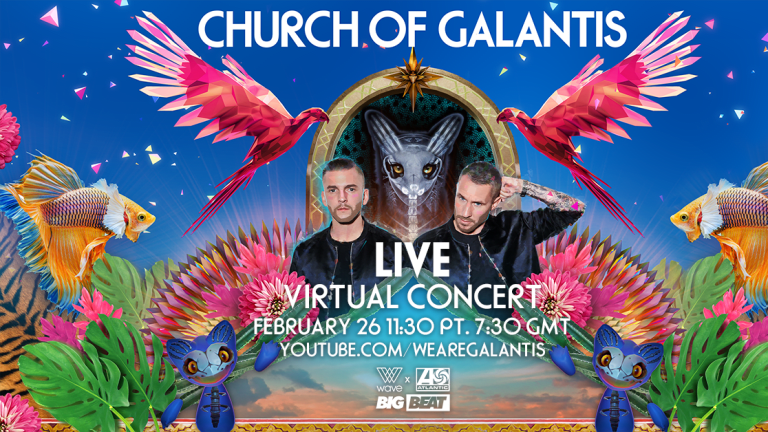 Galantis on their Groundbreaking Virtual Performance [Interview]