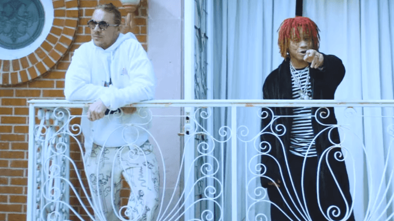 "Diplo and Trippie Redd Release Alternate Music Video for ""Wish"""