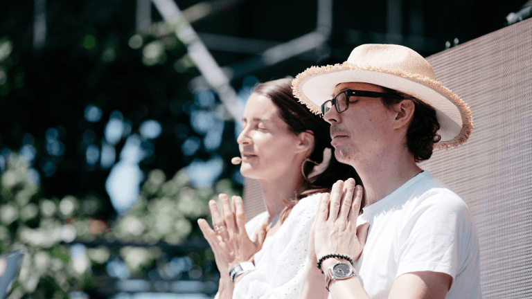 Above & Beyond Aim for Peace of Mind With Surprise Meditation Album: Listen