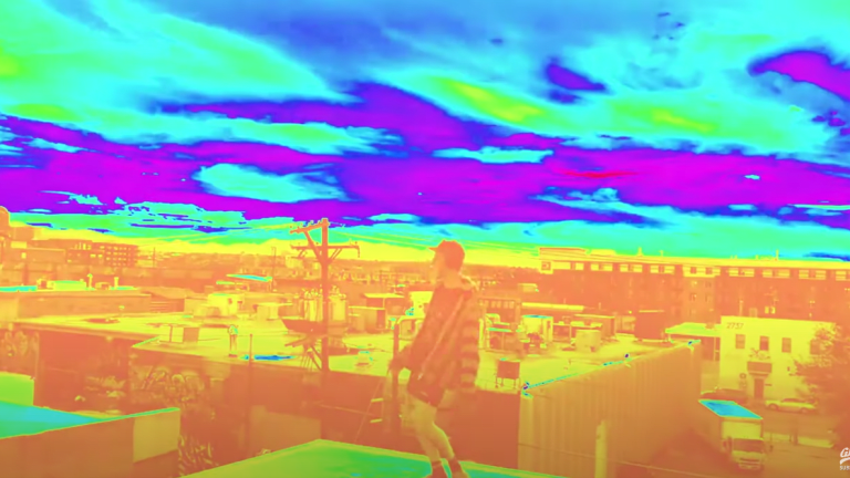 GRiZ Celebrates 30th Birthday with Funky New Single and Kaleidoscopic Music Video