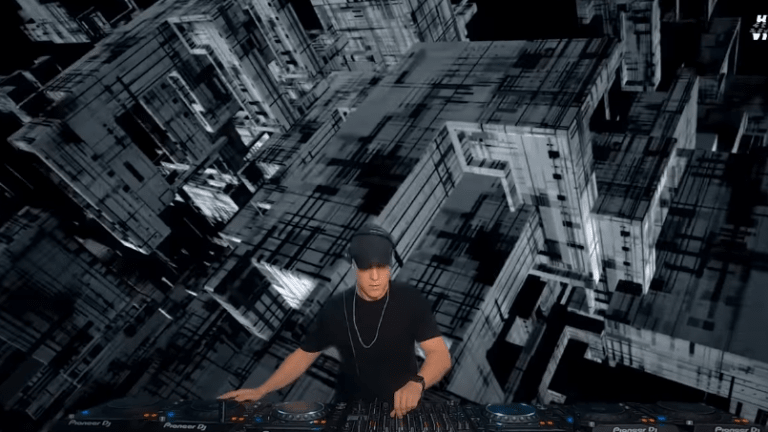 A.M.C Shares Stunning 6-Deck Live DJ Set via UKF On Air