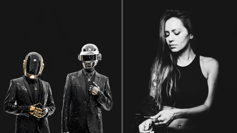 "Deborah De Luca Flips Daft Punk's ""Technologic"" into Thumping Techno Rework"