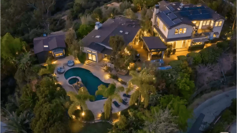 Eric Prydz Lists Stunning Los Angeles Mansion at a Balmy $5.9 Million