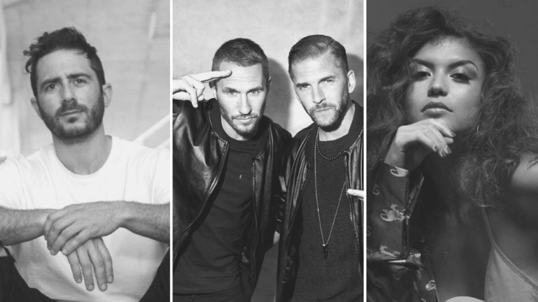 """Galantis and Hook N Sling Team Up for Euphoric Single """"The Best"""" With Karen Harding"""