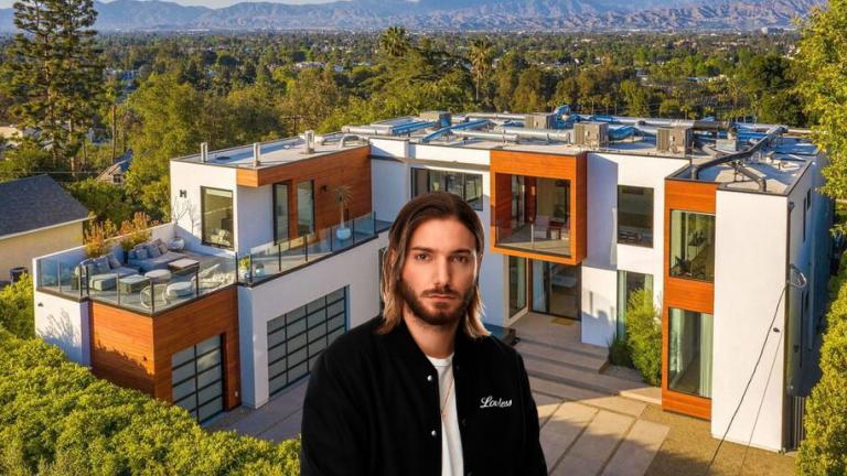 Alesso Lists Posh Studio City Mansion for $6.5 Million