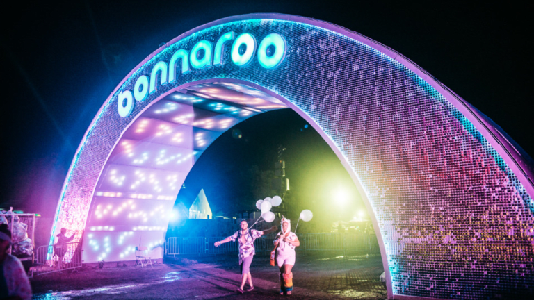 You Can Now Get Married at Bonnaroo