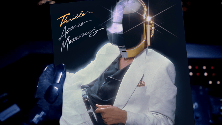 Someone Released a Full Album of Daft Punk and Michael Jackson Mashups