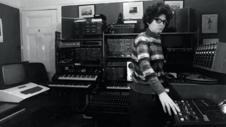 Pioneering Electronic Music Producer Releases First Album at 83: Listen