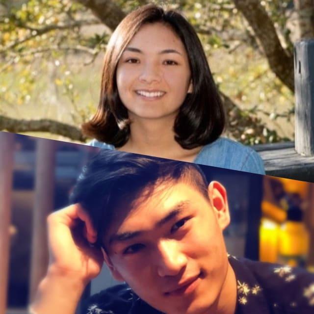 Hannah O & Greyson Zeng