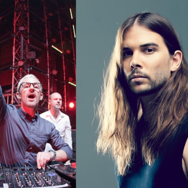 Above & Beyond and Seven Lions