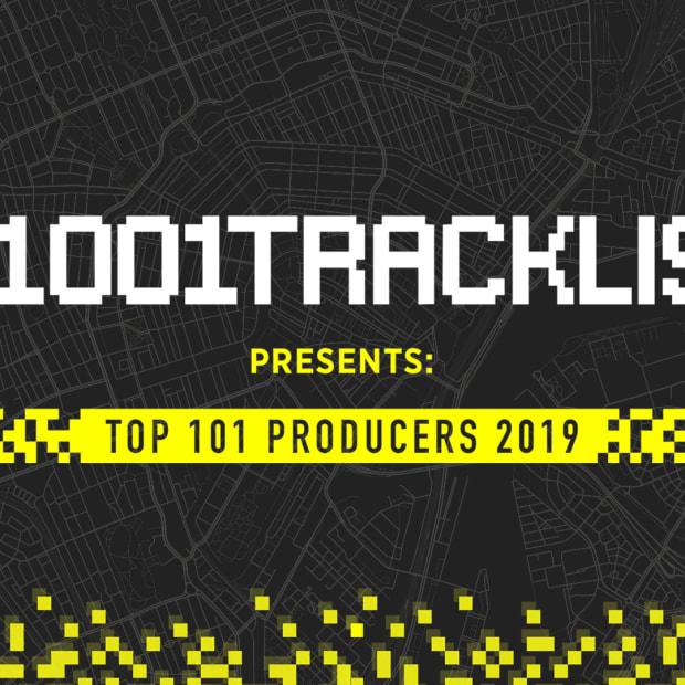 1001Tracklists Presents: Top 101 Producers 2019 (ADE - Amsterdam Dance Event)