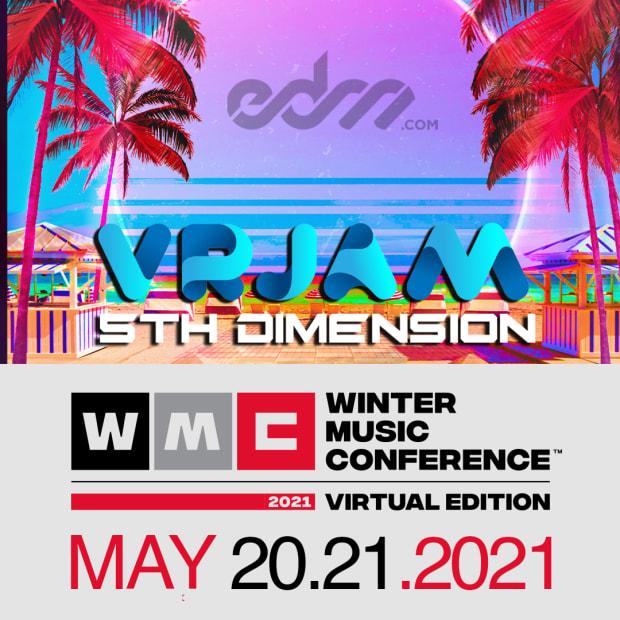 WMC VRJAM 5th Dimension WMCV square