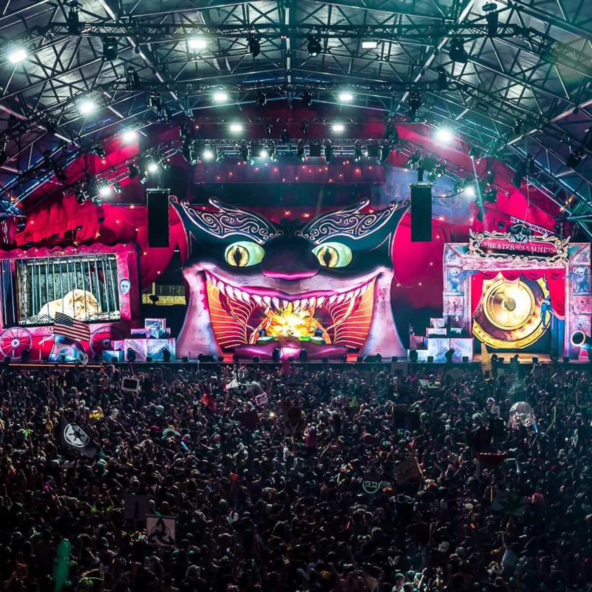 Escape Halloween 2020 News Insomniac Announces Escape: Psycho Circus 2020   EDM.  The