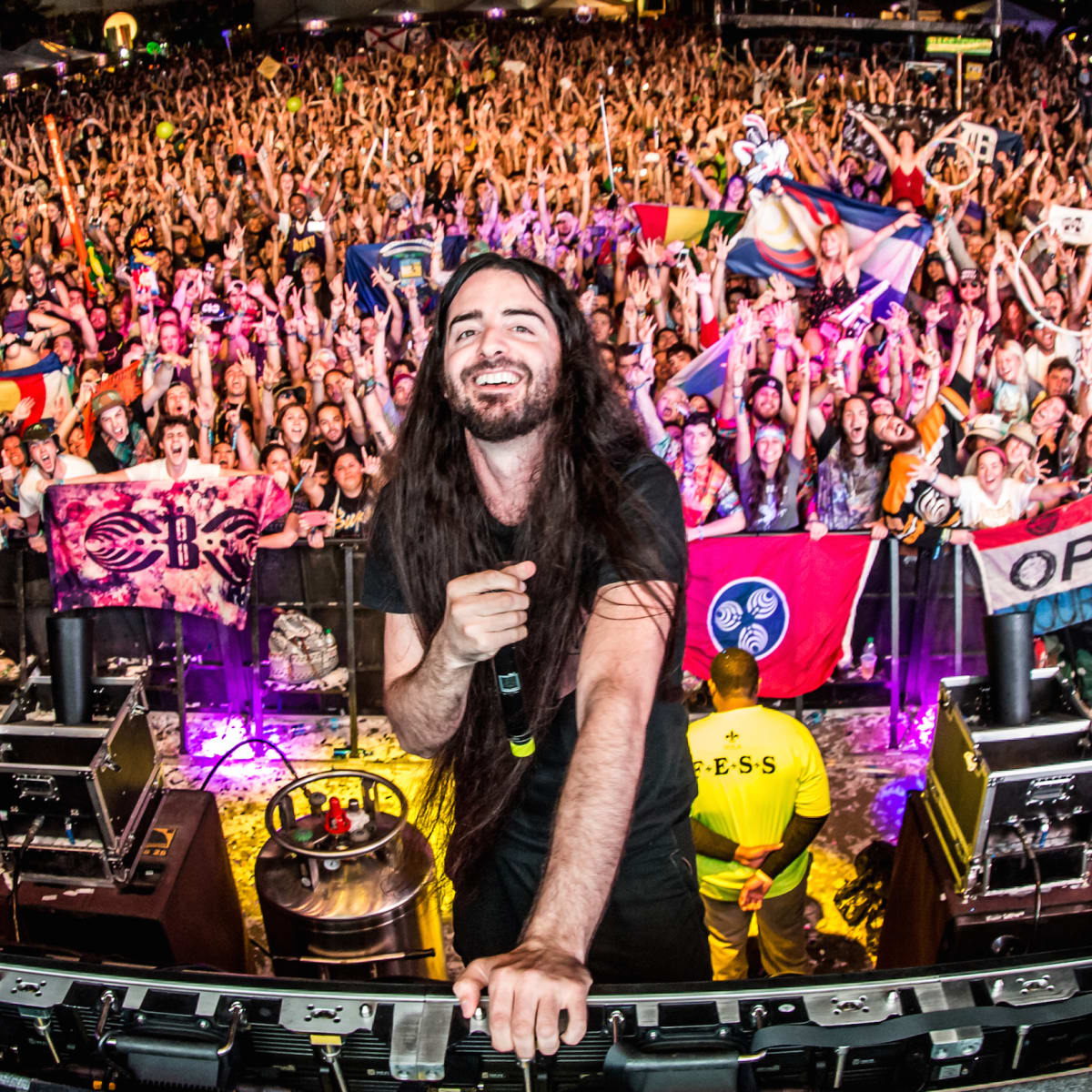 Bassnectar Announces Cancellation of All Remaining Special Events In 2020 - EDM.com - The Latest Electronic Dance Music News, Reviews & Artists