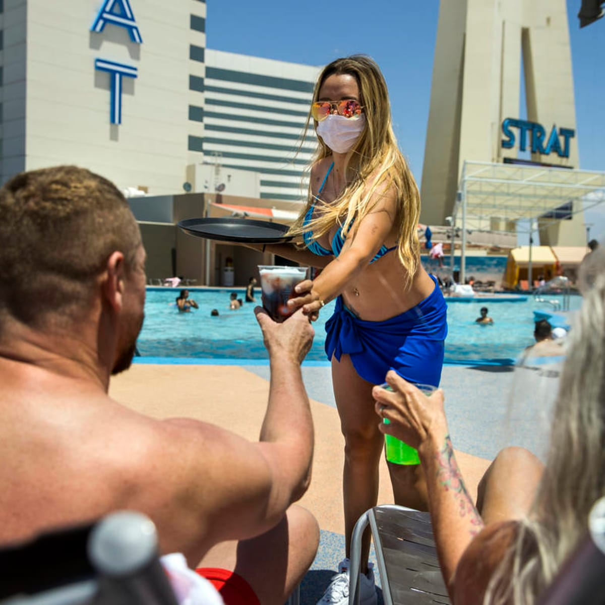 Pool Parties Have Officially Returned to Las Vegas - EDM.com - The Latest  Electronic Dance Music News, Reviews & Artists