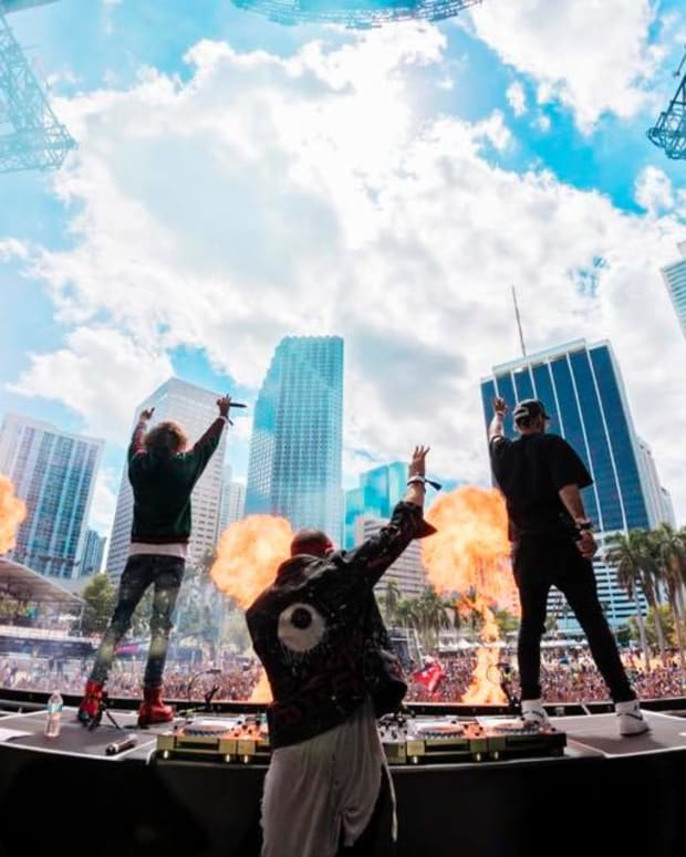 Cheat Codes - Ultra Music Festival 2018