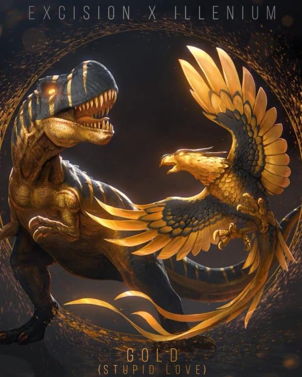 Excision x Illenium Gold