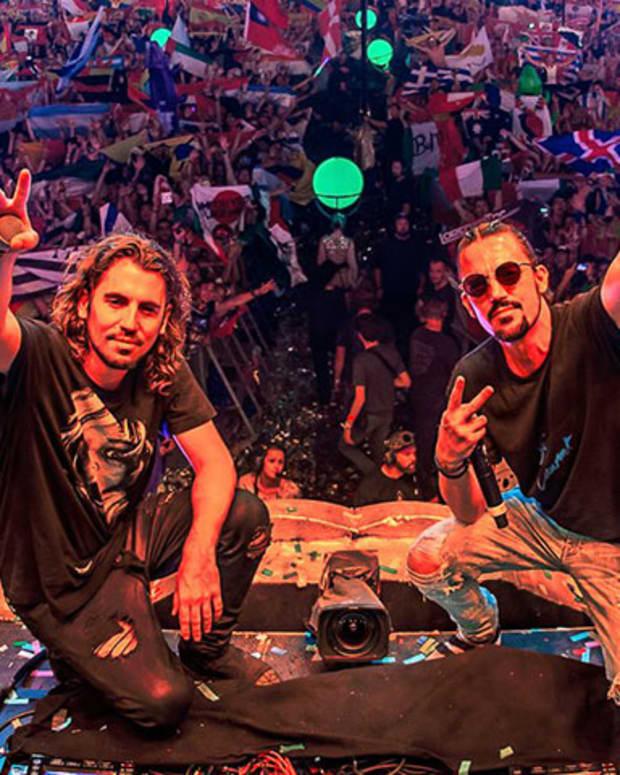 DVLM - Tomorrowland