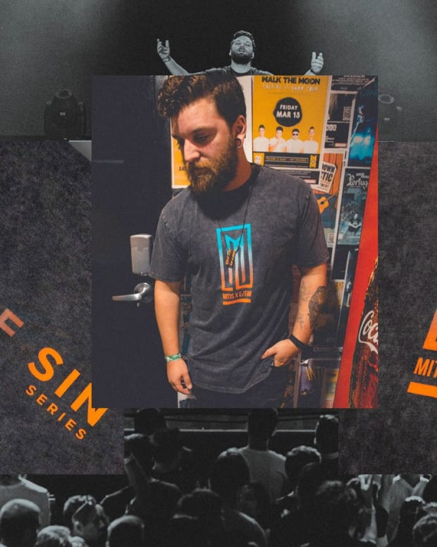 """Electric Family x Mitis - """"Life Of Sin"""" Merchandise Collaboration on """"All Access"""" Video Series"""
