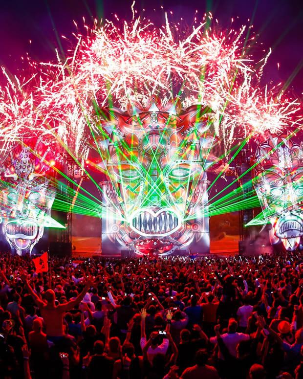EDM-Festival