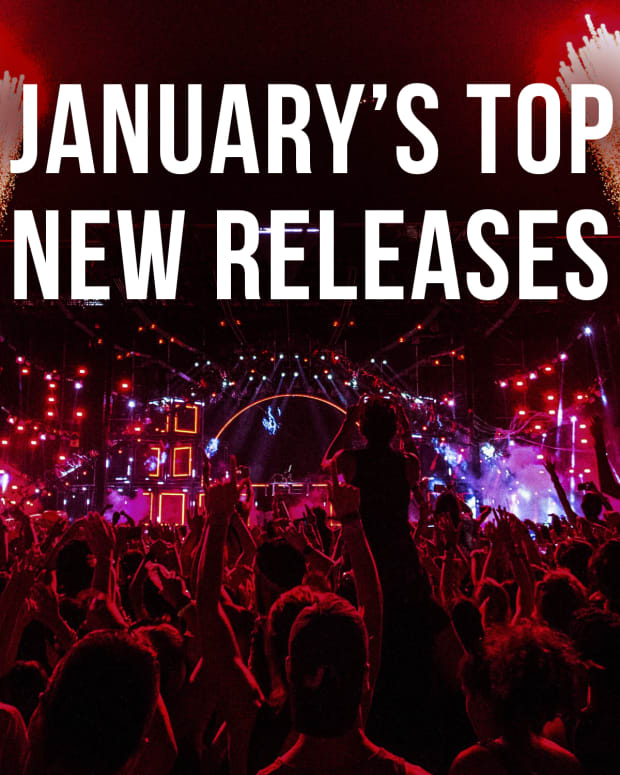 January 2020 Top Picks EDM Playlist Cover Art
